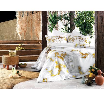 Постельное белье Zebra Casa Marble евро