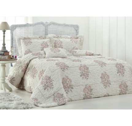 Покрывало Gelin Home Miranda (розовое) 260x270