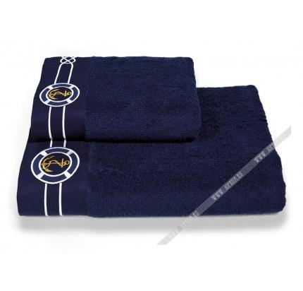 Полотенце Soft Cotton Marine (темно-синее)
