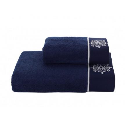 Полотенце Soft Cotton Marine Lady Компас (темно-синее)
