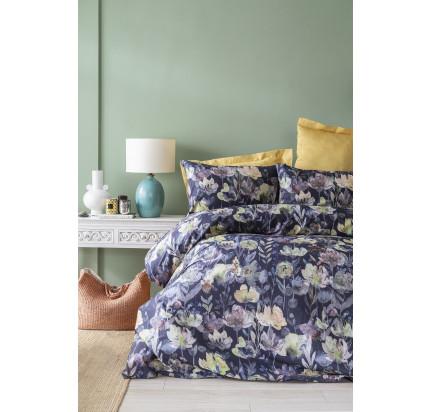 Постельное белье Issimo Home Moss пурпурный