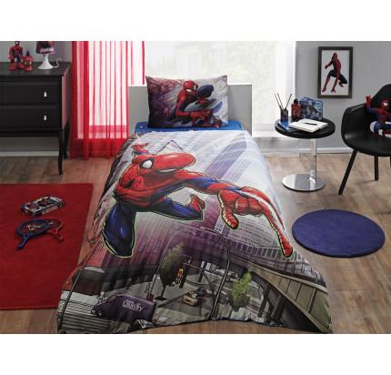 Детское постельное белье TAC Spiderman Active