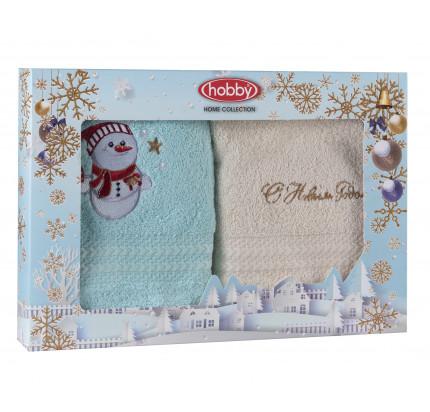Набор новогодних салфеток Hobby Home A9 (30x50, 2 предмета)