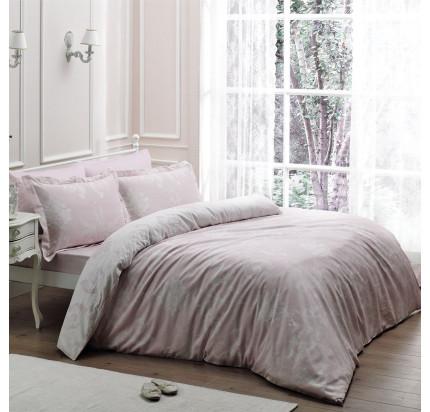 Постельное белье Tivolyo Arredo (розовое)