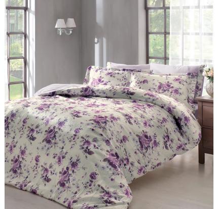 Постельное белье Tivolyo Soleri (лиловое)