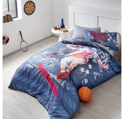 Постельное белье Tivolyo Skater 1.5-спальное