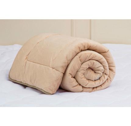 Одеяло Arya Pure Line Sophie (коричневое)