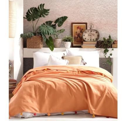 Покрывало Ziller orange 220x240