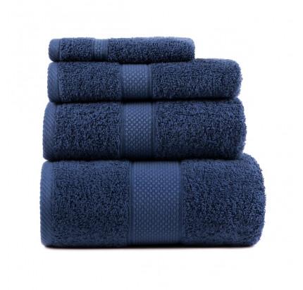 Полотенце Arya Miranda Soft (темно-синее)