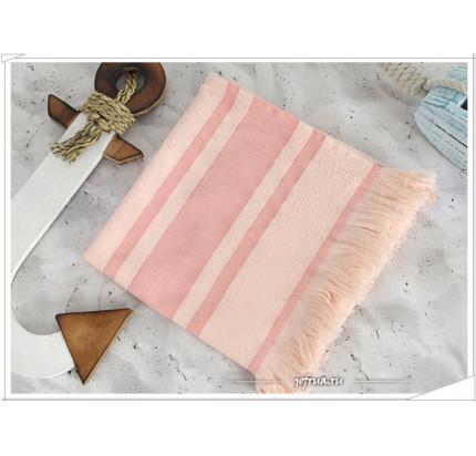 Полотенце Irya Derin (светло-розовое)