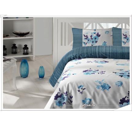 Постельное белье Altinbasak Lona (голубое)