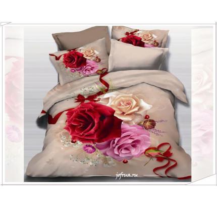 Постельное белье Karven 470 Очаровательные Розочки