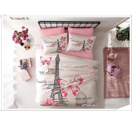 Постельное белье TAC Giselle (розовое)