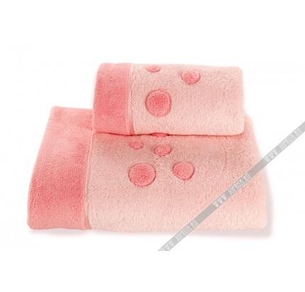 Полотенце Soft Cotton Puffy (розовое)