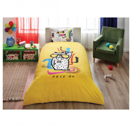 Детское постельное белье TAC Hallmark Rock On