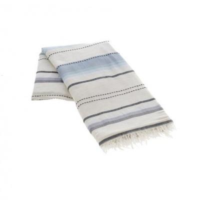 Полотенце Buldan's Salinas (серый) 90x150