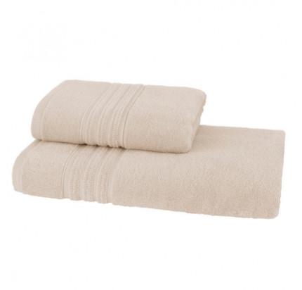 Набор полотенец Soft Cotton Aria (бежевый, 2 предмета)
