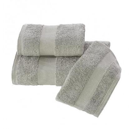 Набор салфеток Soft Cotton Deluxe серый (3 предмета)