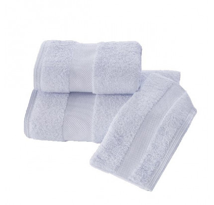 Набор салфеток Soft Cotton Deluxe светло-голубой (3 предмета)