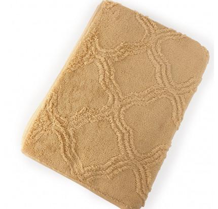 Набор полотенец Soft Cotton Hypnos (горчичный, 2 предмета)