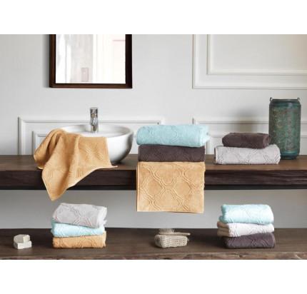 Набор полотенец Soft Cotton Hypnos (ментоловый, 2 предмета)