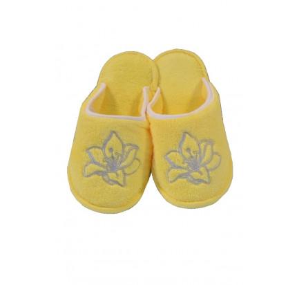 Тапочки Soft Cotton Lilium (желтый)