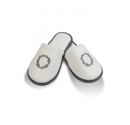 Тапочки Soft Cotton Sehzade (белые)
