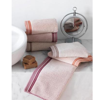 Набор полотенец Soft Cotton Terra (кофейный, 2 предмета)