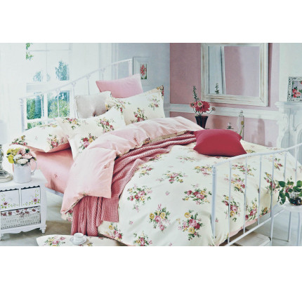 Постельное белье Sofi de Marko Алессия (розовая)
