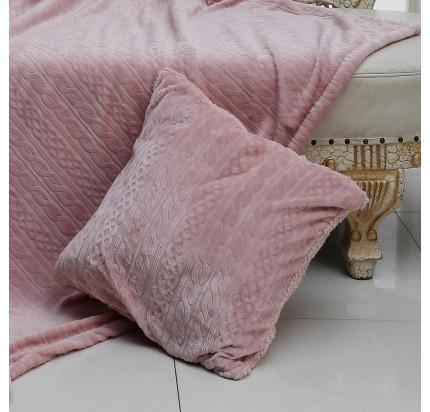 Декоративная наволочка Sofi de Marko Фабиян (розовый) 50x50