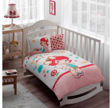 Детское белье в кроватку TAC Shortcake Sleepy Baby