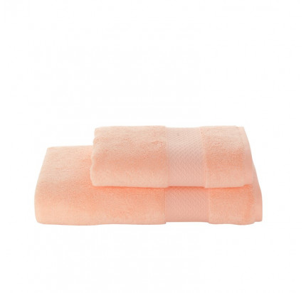 Полотенце Soft Cotton Elegance (персиковое)