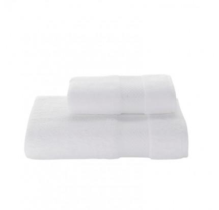 Полотенце Soft Cotton Elegance (белое)