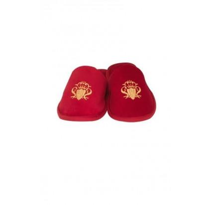 Тапочки Soft Cotton Snob (красные)
