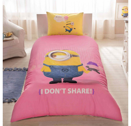 Детское постельное белье TAC Minions Cupcake