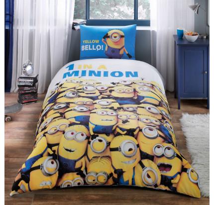 Детское постельное белье TAC Minions
