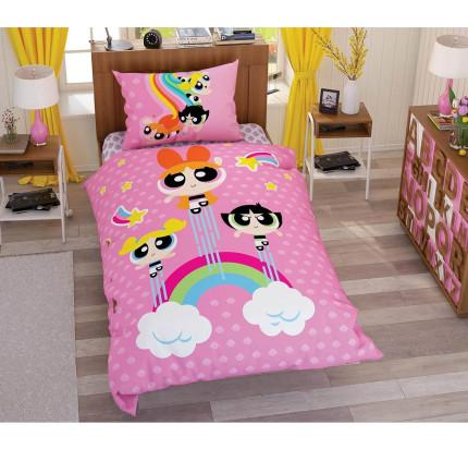 Детское постельное белье TAC Powerpuff girls stars