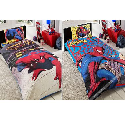 Детское постельное белье TAC Spiderman Sense Gossamer