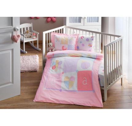Детское белье в кроватку TAC BIO Daisy