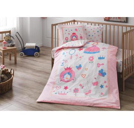 Детское белье в кроватку TAC BIO Fancy