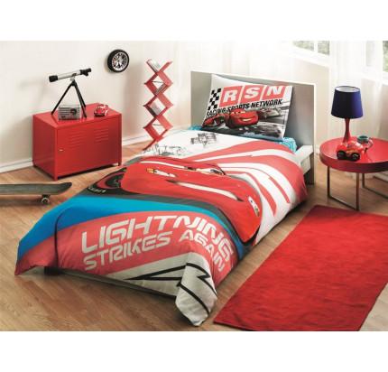 Детское постельное белье TAC Cars Lightning