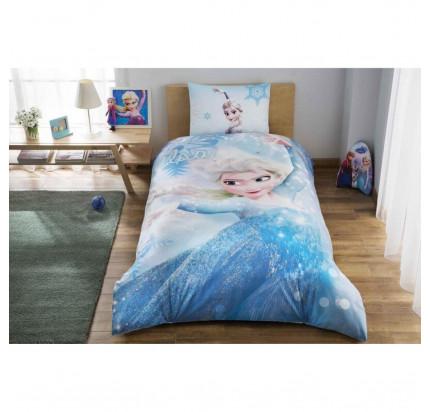 Детское постельное белье TAC Frozen Glitter