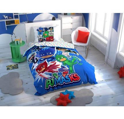 Детское постельное белье TAC PJ Masks Hero
