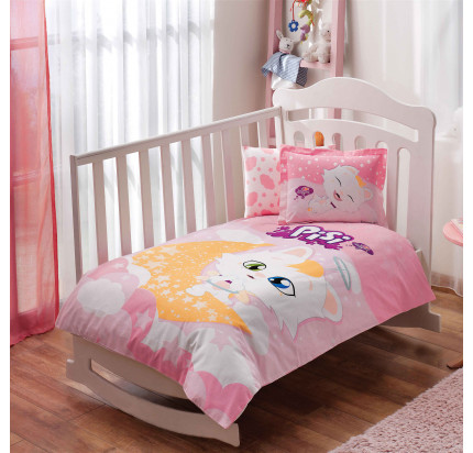 Детское белье в кроватку TAC Pisi Bebek
