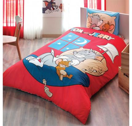 Детское постельное белье TAC Tom and Jerry Good Night