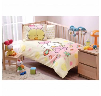 Детское белье в кроватку TAC Sizinkiler Limon