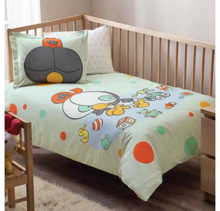Детское белье в кроватку TAC Sizinkiler Zeytin