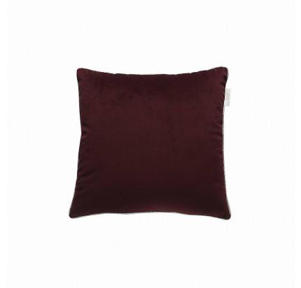 Декоративная наволочка Sofi de Marko Тамила (бордо) 45x45