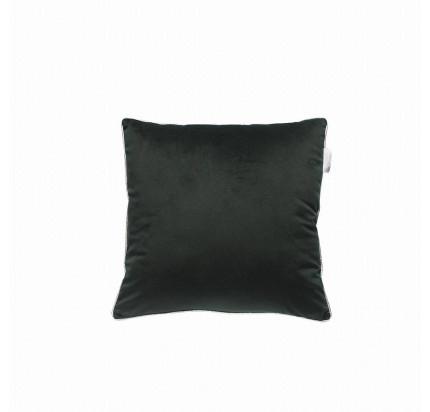 Декоративная наволочка Sofi de Marko Тамила (темно-зеленая) 45x45