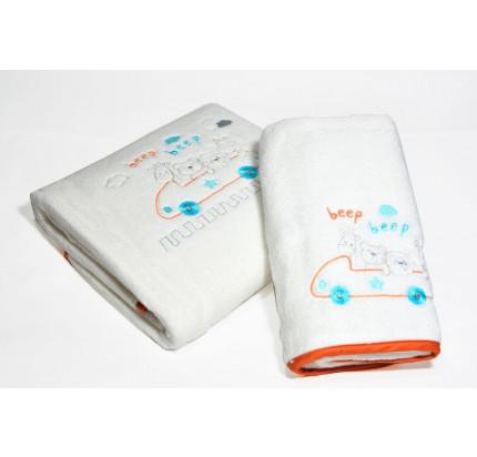 Набор полотенец Tivolyo Home Beep (2 предмета)